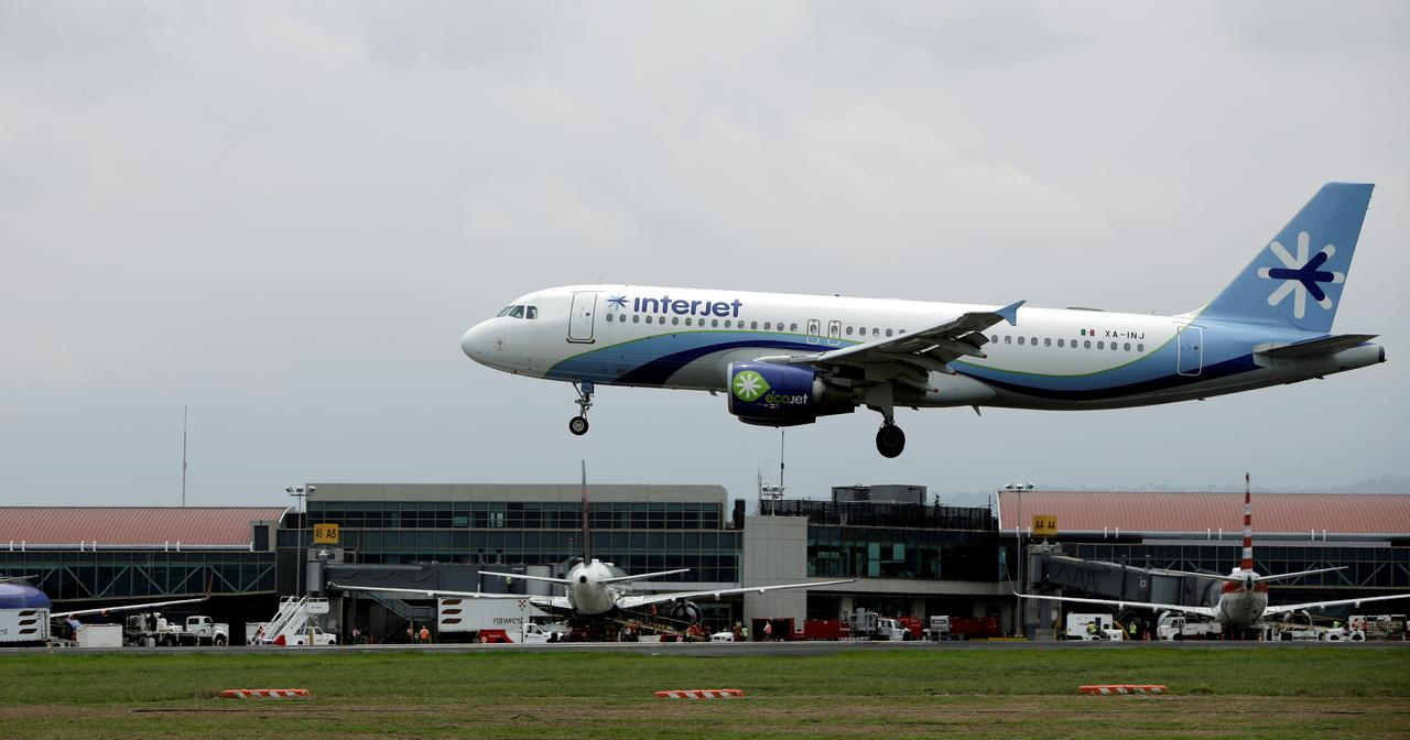 Mexican airline Interjet to boost domestic flights